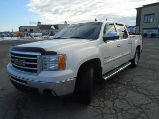 Used 2013 GMC Sierra 1500 4 RM, Cabine multiplaces 143,5 po, SLE for sale in Mirabel, QC