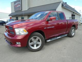 Used 2011 RAM 1500 Cabine quad 4RM, 140,5 po Sport for sale in Mirabel, QC