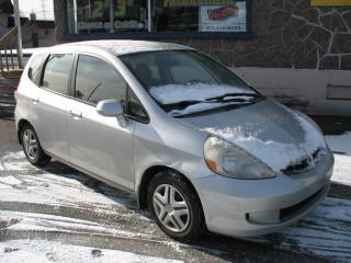 Used 2007 Honda Fit DX for sale in Quebec, QC