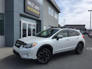 Used 2013 Subaru XV Crosstrek 5dr CVT 2.0i w-Touring Pkg for sale in St-Georges, QC