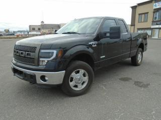 Used 2013 Ford F-150 Cabine Super 4RM 145 po XLT for sale in Mirabel, QC