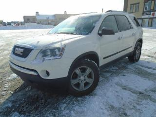 Used 2010 GMC Acadia SLE1 4 portes à traction avant for sale in Mirabel, QC