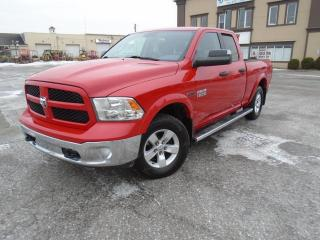 Used 2015 RAM 1500 Cabine quad 4RM, 140,5 po Outdoorsman for sale in Mirabel, QC
