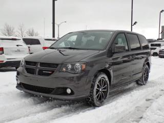 Used 2019 Dodge Grand Caravan GT *CUIR*GPS*ANGLE MORT* for sale in Brossard, QC