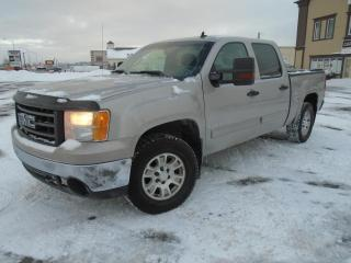 Used 2007 GMC Sierra 1500 4 RM, Cabine multiplaces 143,5 po, SLE for sale in Mirabel, QC