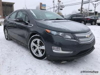 Used 2013 Chevrolet Volt Hayon 5 portes for sale in Drummondville, QC