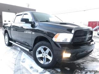 Used 2012 RAM 1500 Sport,hemi,4x4, 4 grosses portes for sale in Drummondville, QC