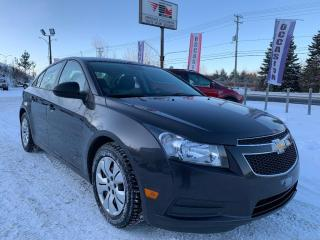 Used 2014 Chevrolet Cruze 2LS for sale in Mascouche, QC