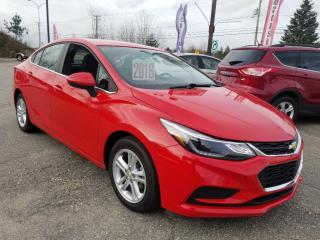 Used 2016 Chevrolet Cruze LT for sale in Mascouche, QC