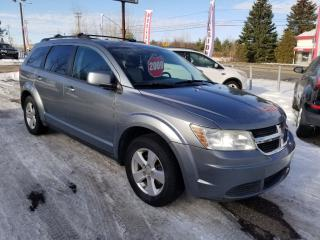Used 2009 Dodge Journey SXT for sale in Mascouche, QC