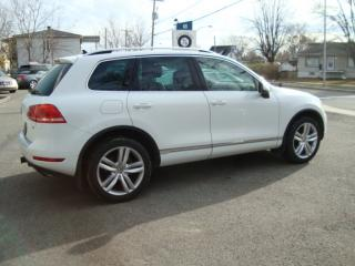 Used 2013 Volkswagen Touareg EXECLINE for sale in Ste-Thérèse, QC