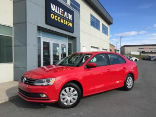 Used 2017 Volkswagen Jetta 4dr 1.4 TSI Auto Trendline+ for sale in St-Georges, QC