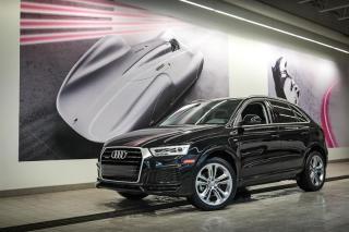 Used 2018 Audi Q3 Technik for sale in Sherbrooke, QC