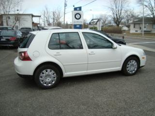 Used 2008 Volkswagen City Golf Manuelle for sale in Ste-Thérèse, QC