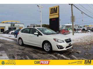 Used 2015 Subaru Impreza Touring for sale in Salaberry-de-Valleyfield, QC