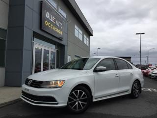 Used 2016 Volkswagen Jetta 4dr 1.4 TSI Man Comfortline for sale in St-Georges, QC