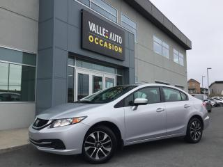 Used 2015 Honda Civic 4dr Auto EX for sale in St-Georges, QC
