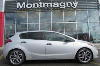 Used 2016 Kia Forte5 Hayon 5 portes, boîte automatique, SX for sale in Montmagny, QC