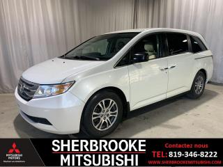 Used 2013 Honda Odyssey Odyssey EX 4 porte DVD for sale in Sherbrooke, QC