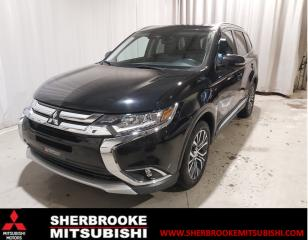 Used 2018 Mitsubishi Outlander GT S-AWC for sale in Sherbrooke, QC