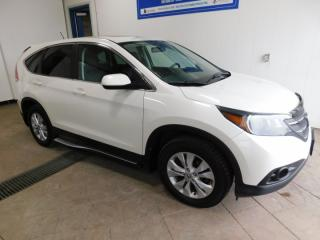 Used 2014 Honda CR-V EX-L LEATHER SUNROOF AWD for sale in Listowel, ON