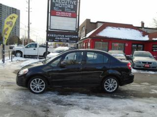 Used 2009 Suzuki SX4 Sport/ MINT CONDITION / LOW KM / ALLOYS /CERTIFIED for sale in Scarborough, ON