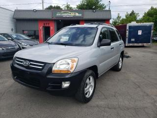 Used 2008 Kia Sportage FWD 4DR I4 for sale in Lemoyne, QC