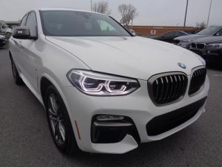 Used 2019 BMW X4 M40i SOUNDS AS GOOD AS SHE LOOKS for sale in Dorval, QC