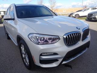 Used 2018 BMW X3 xDrive30i ACT QUICK, DON'T MISS OUT! for sale in Dorval, QC
