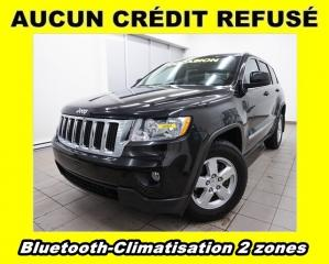 Used 2012 Jeep Grand Cherokee LAREDO 4X4 CLIMATISATION 2 ZONES *BLUETOOTH* for sale in Mirabel, QC
