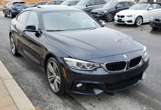 Used 2016 BMW 435i 4dr Sdn 435i xDrive AWD Gran Coupe for sale in Dorval, QC