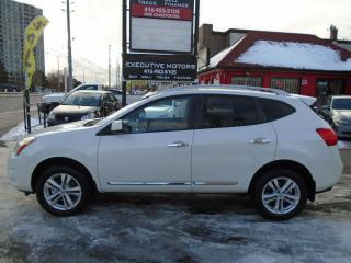 Used 2012 Nissan Rogue SV/ AWD / BACK UP CAM / ALLOYS / NEW BRAKES /CLEAN for sale in Scarborough, ON