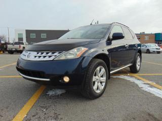 Used 2007 Nissan Murano Traction intégrale 4 portes SL for sale in St-Eustache, QC