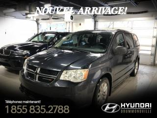 Used 2013 Dodge Grand Caravan SE + STOW N GO + DVD + MAGS + CAMERA !! for sale in Drummondville, QC