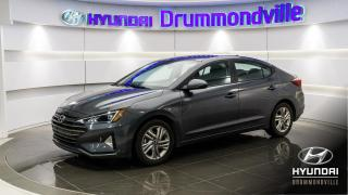 Used 2019 Hyundai Elantra PREFERRED + GARANTIE + CAMERA + MAGS !! for sale in Drummondville, QC