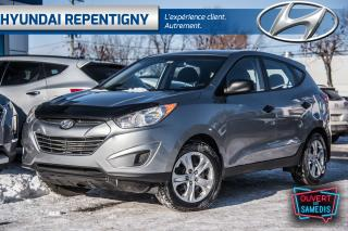 Used 2012 Hyundai Tucson GL AWD**A/C, MAGS, ANDROID AUTO ET APPLE** for sale in Repentigny, QC