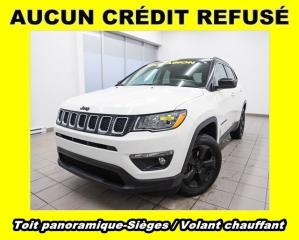Used 2018 Jeep Compass ** RÉSERVÉ** NORTH 4X4 SIÈGES / VOLANT CHAUFFANT * for sale in Mirabel, QC