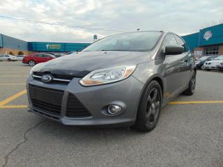 Used 2012 Ford Focus Hayon 5 portes SE for sale in St-Eustache, QC