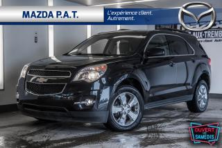 Used 2014 Chevrolet Equinox LT+AWD+CUIR+CAMERA DE RECUL for sale in Montréal, QC
