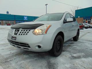 Used 2010 Nissan Rogue 4 portes S, Traction avant for sale in St-Eustache, QC
