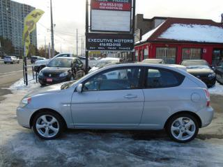 Used 2008 Hyundai Accent GL w/Sport Pkg/ SUPER CLEAN / LOW KM / LOADED / for sale in Scarborough, ON