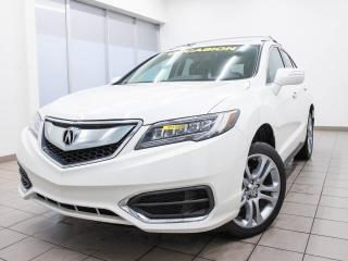 Used 2016 Acura RDX TECH PACK AWD RÉGULATEUR ADAPT NAV CUIR *BAS KM* for sale in Mirabel, QC