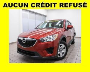 Used 2013 Mazda CX-5 GX CLIMATISEUR BLUETOOTH *PROGRAMME 100% APPROUVÉ* for sale in Mirabel, QC