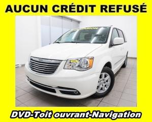 Used 2011 Chrysler Town & Country TOURING NAV TOIT OUVRANT HAYON ÉLECT *DVD* for sale in Mirabel, QC