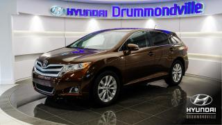 Used 2014 Toyota Venza LE + AWD + CUIR + MAGS + CRUISE + A/C + for sale in Drummondville, QC