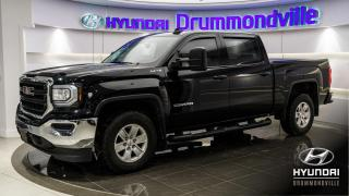 Used 2018 GMC Sierra 1500 + GARANTIE + 6 PASSAGERS + DEAL !! for sale in Drummondville, QC