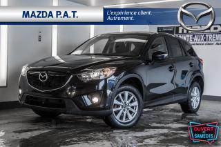 Used 2015 Mazda CX-5 GS+TOIT+BAS KM+CAMERA DE RECUL+BLUETOOTH for sale in Montréal, QC