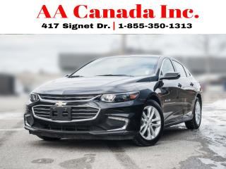 Used 2018 Chevrolet Malibu LT for sale in Toronto, ON