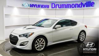 Used 2013 Hyundai Genesis 2.0T + GARANTIE + MAGS + CRUISE + WOW !! for sale in Drummondville, QC