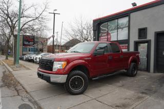 Used 2013 Ford F-150 Cab SuperCrew 4RM 145 po XLT for sale in Laval, QC